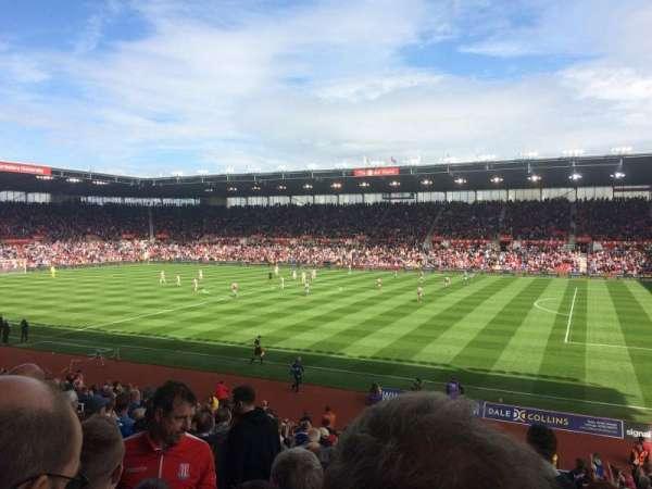 bet365 Stadium, section: 11, row: 27, seat: 40