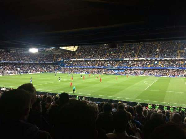 Stamford Bridge, section: 1, row: 35, seat: 0020