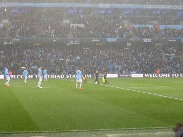 Etihad Stadium (Manchester), section: 127, row: E, seat: 743