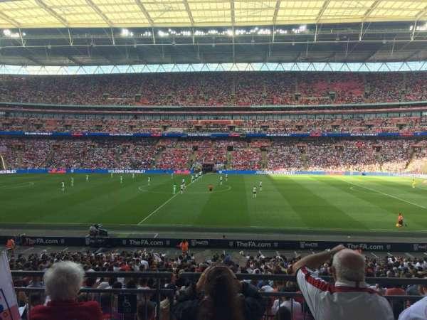 Wembley Stadium, section: 122, row: 31, seat: 299
