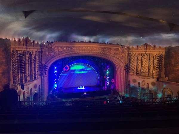 Orpheum Theatre (Phoenix), section: BALC C, row: 7, seat: 12