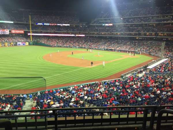 Citizens Bank Park, section: Suite 7, seat: 3