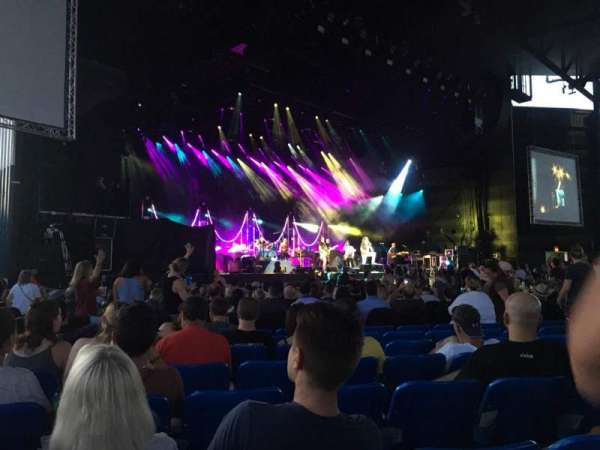 iThink Financial Amphitheatre, section: 3, row: W, seat: 17