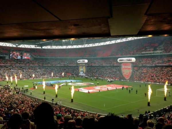 Wembley Stadium, section: 139, row: 43, seat: 148