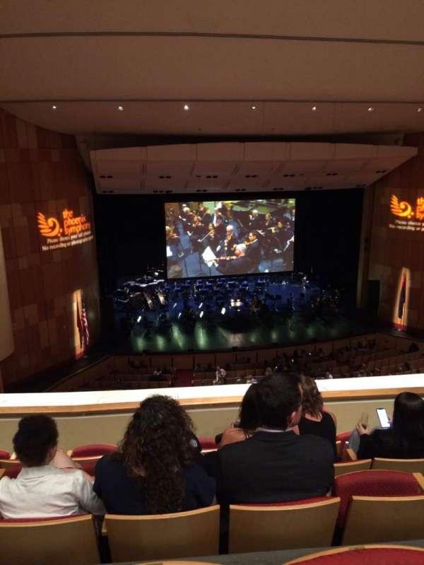 the phoenix symphony, section: 10, row: 5, seat: 49