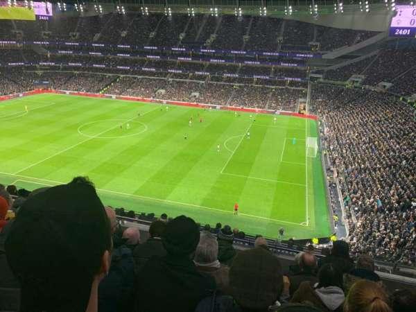 Tottenham Hotspur Stadium, section: 501, row: 12, seat: 65