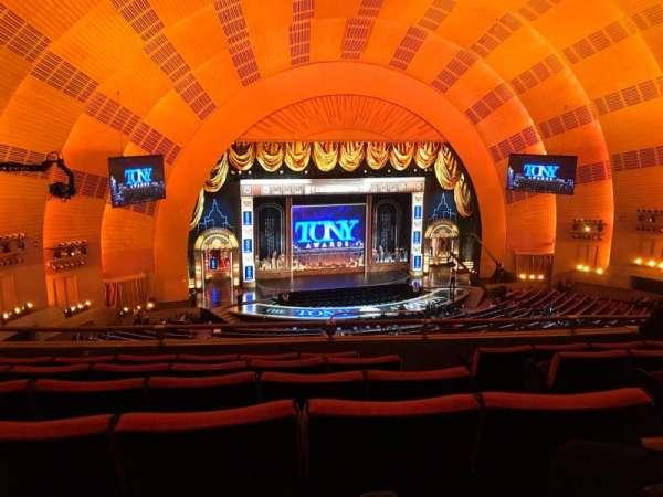 Radio City Music Hall, section: 2nd Mezzanine 3, row: F, seat: 307 And 308