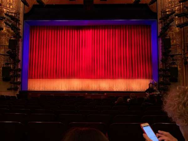 Longacre Theatre, section: ORCC, row: N, seat: 106 And 107