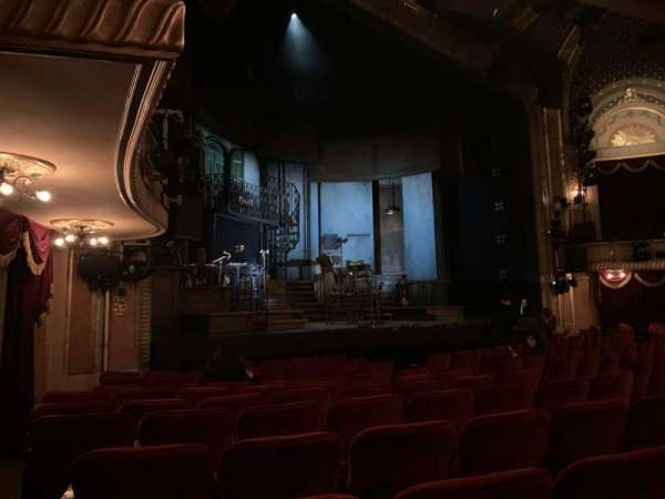 Walter Kerr Theatre, section: ORCL, row: M, seat: 19 And 21