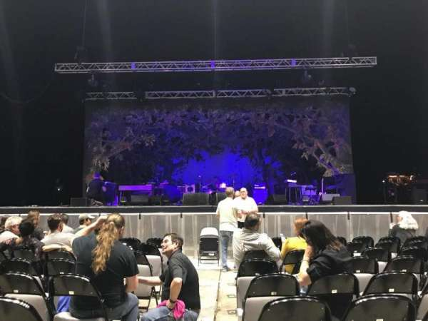 The Pavilion at Toyota Music Factory, section: 101, row: J, seat: 17