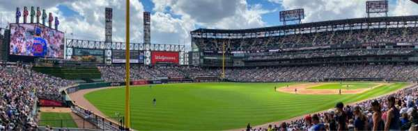 Guaranteed Rate Field, section: 154, row: WC, seat: 5