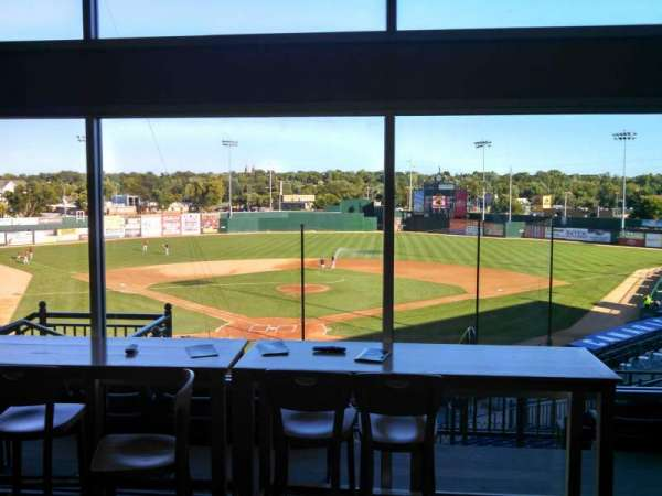 Sioux Falls Stadium, section: Luxury Suite #1, row: 3, seat: 1