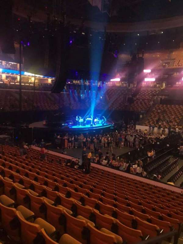 TD Garden, section: Loge 12, row: 13, seat: 14