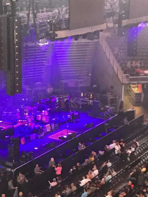 State Farm Arena, section: 311, row: C, seat: 7