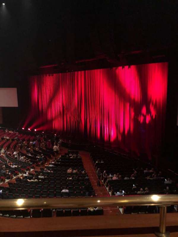 The Colosseum At Caesars Palace, section: 301, row: 1, seat: 116
