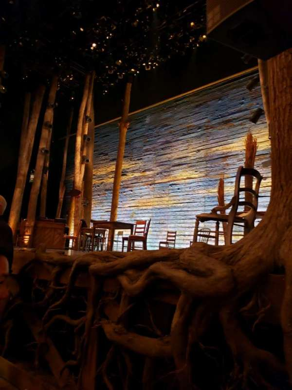Gerald Schoenfeld Theatre, section: Orchestra R, row: B, seat: 8