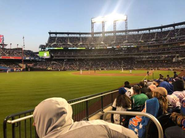 Citi Field, section: 130, row: 15, seat: 2
