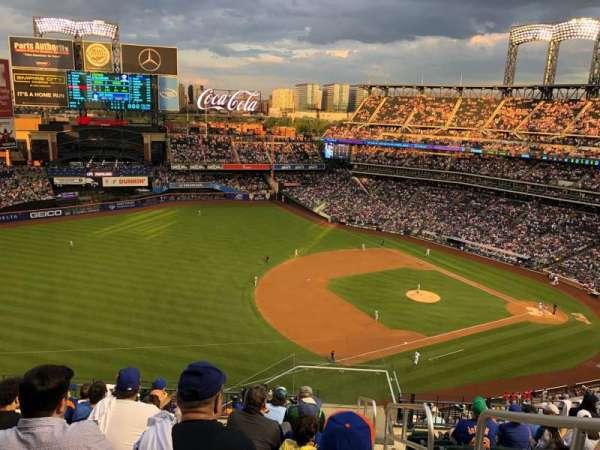 Citi Field, section: 525, row: 9, seat: 1