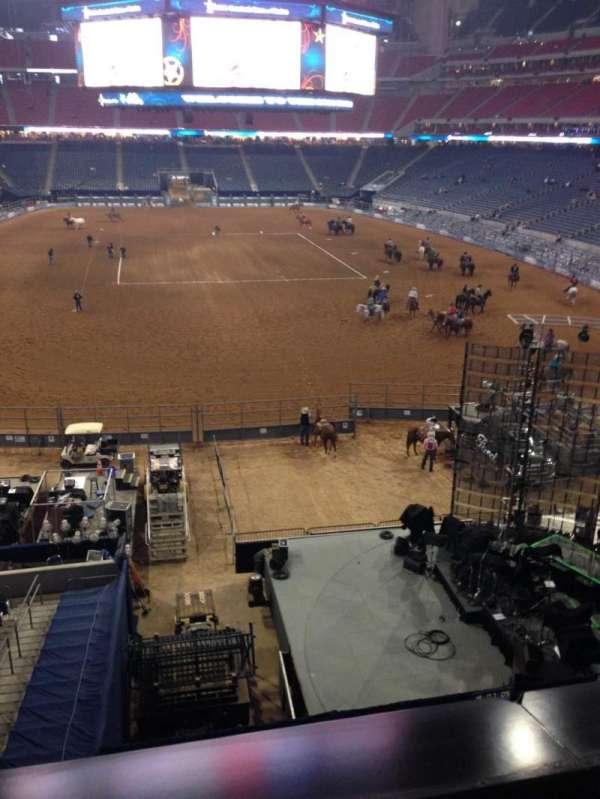 NRG Stadium, section: 352, row: A, seat: 21