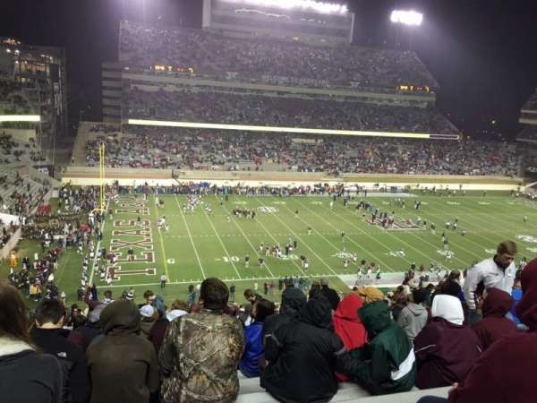 Kyle Field, section: 238, row: 28, seat: 12