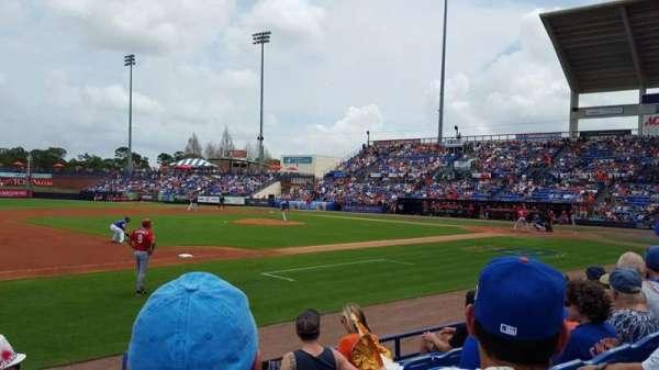 Clover Park, section: 112, row: E, seat: 3-4