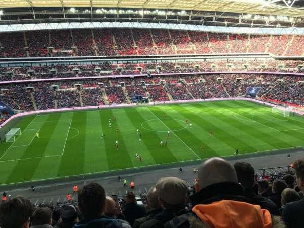 Wembley Stadium, section: 528, row: 8, seat: 55
