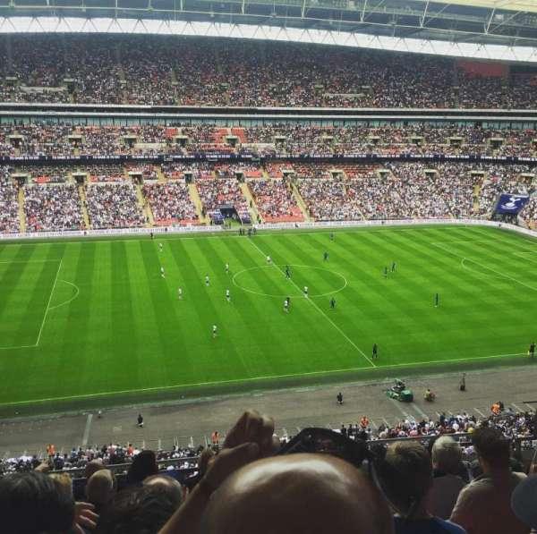 Wembley Stadium, section: 528, row: 8, seat: 56