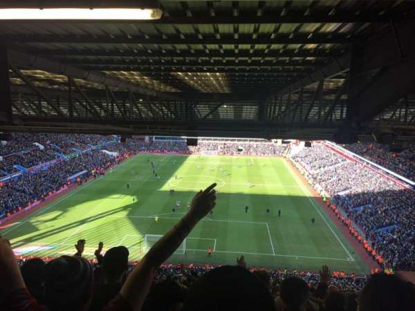 Villa Park, section: K4, row: 35, seat: 99