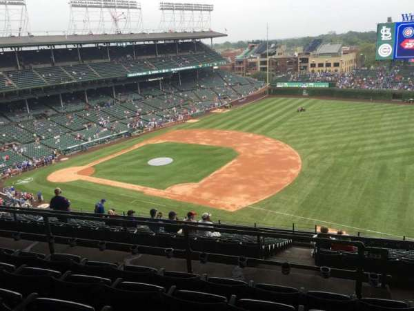 Wrigley Field, section: 427R, row: 6, seat: 16