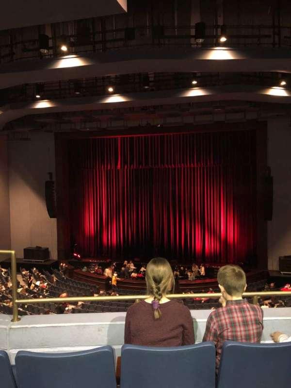 Rosemont Theatre, section: 205, row: C, seat: 3