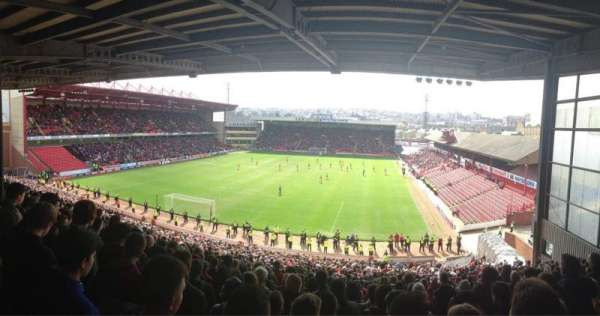 Oakwell Stadium, section: NS2, row: QQ