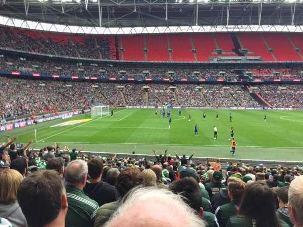 Wembley Stadium, section: 103, row: 25, seat: 29