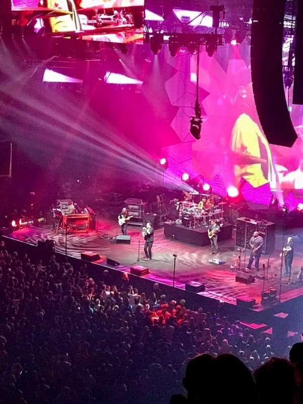 John Paul Jones Arena, section: 304, row: U, seat: 21