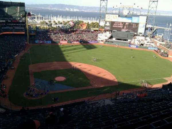 AT&T Park, section: 311, row: 14, seat: 15