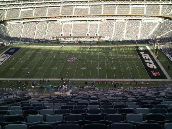 MetLife Stadium, section: 337, row: 25, seat: 21