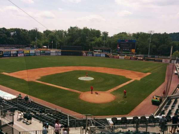 FNB Field, section: 203, row: 11, seat: 28
