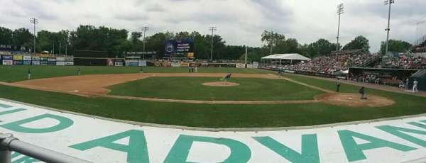 FNB Field, section: 106, row: 5, seat: 8