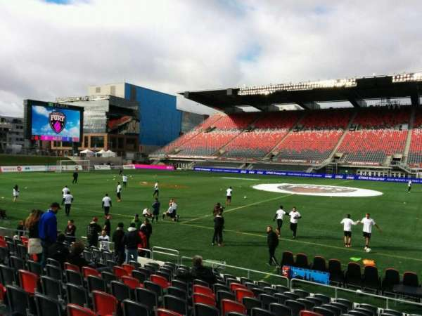 TD Place Stadium, section: R, row: 13, seat: 9