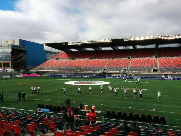 TD Place Stadium, section: Q, row: 17, seat: 17
