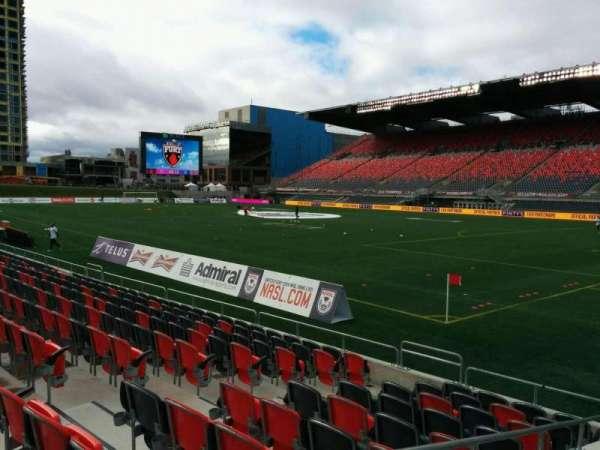 TD Place Stadium, section: M, row: 10, seat: 12