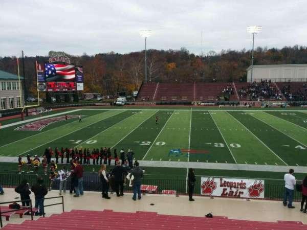 Fisher Stadium, section: 7, row: p, seat: 17