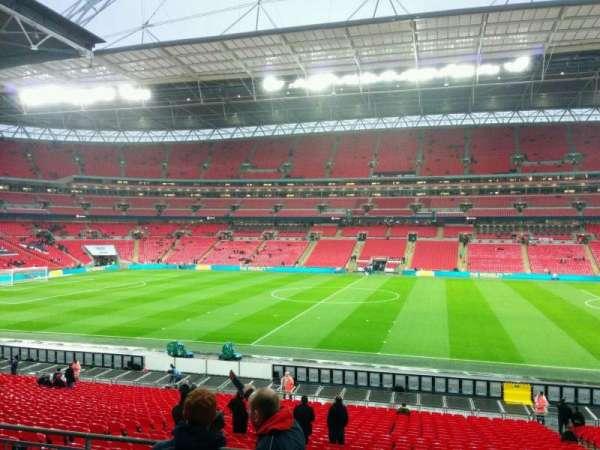 Wembley Stadium, section: 121, row: 33, seat: 290