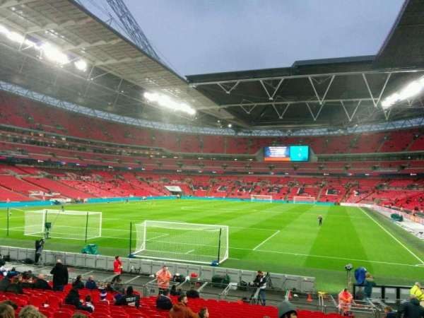 Wembley Stadium, section: 131, row: 22, seat: 260