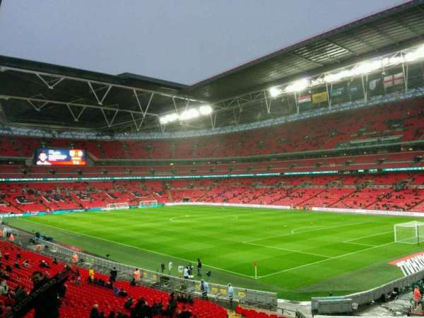 Wembley Stadium, section: 138, row: 35, seat: 147