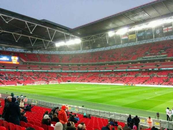 Wembley Stadium, section: 140, row: 23, seat: 209