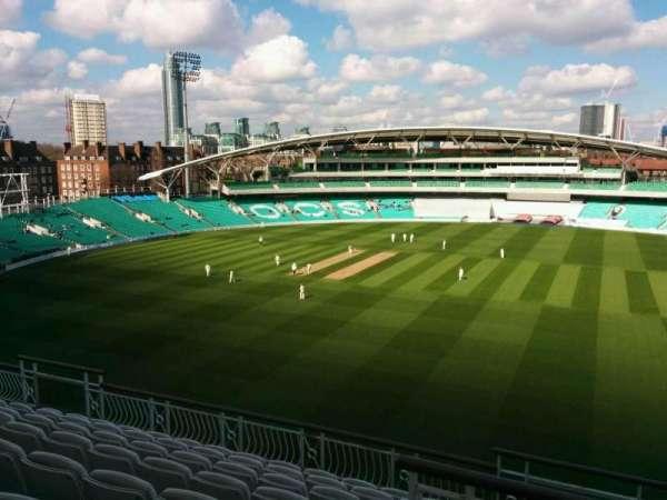 Kia Oval, section: Pavilion Top, row: h, seat: 16
