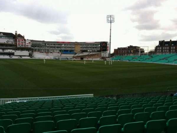 Kia Oval, section: 14, row: 18, seat: 455