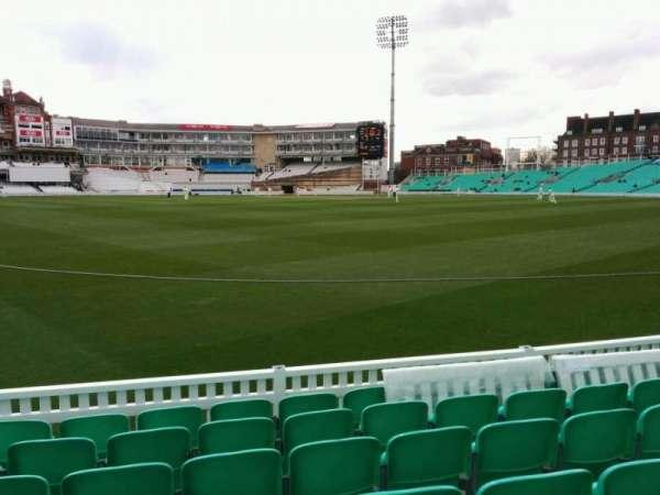 Kia Oval, section: 15, row: 7, seat: 485