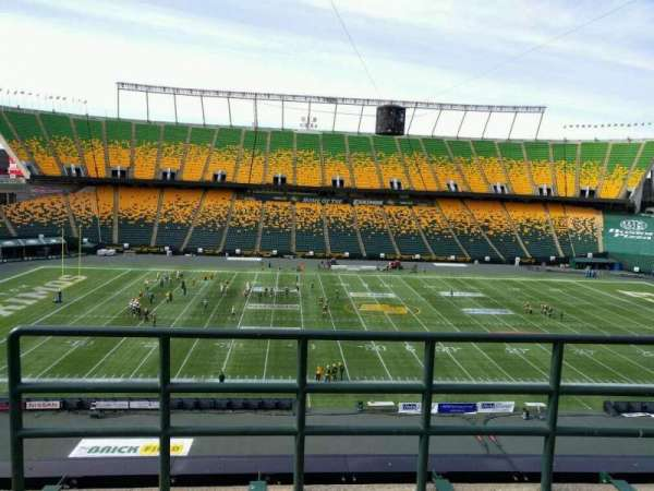 Commonwealth Stadium (Edmonton), section: U, row: 48, seat: 2