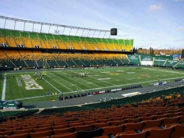 Commonwealth Stadium (Edmonton), section: z, row: 41, seat: 17